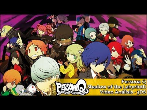 Persona Q Shadow of the Labyrinth | Análisis español GameProTV