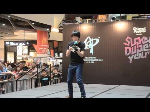 C3yoyodesign Present: AP2014 1A Final Marcus Koh
