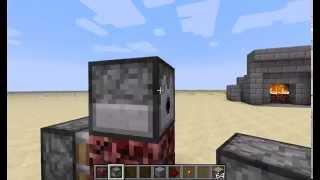 Камин + Дверь [minecraft tutorial](Всем привет с вами я Rammjack в этом видео я вам расскажу о двери в камине. Поставьте лайки если понравилось!..., 2014-09-07T06:04:03.000Z)
