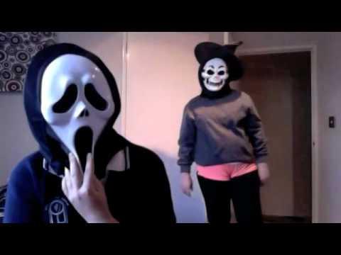 Sceam Mask Dance! Haha