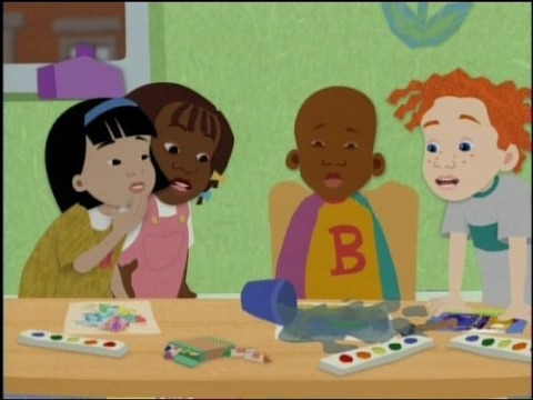 Little Bill The Birthday Party Youtube