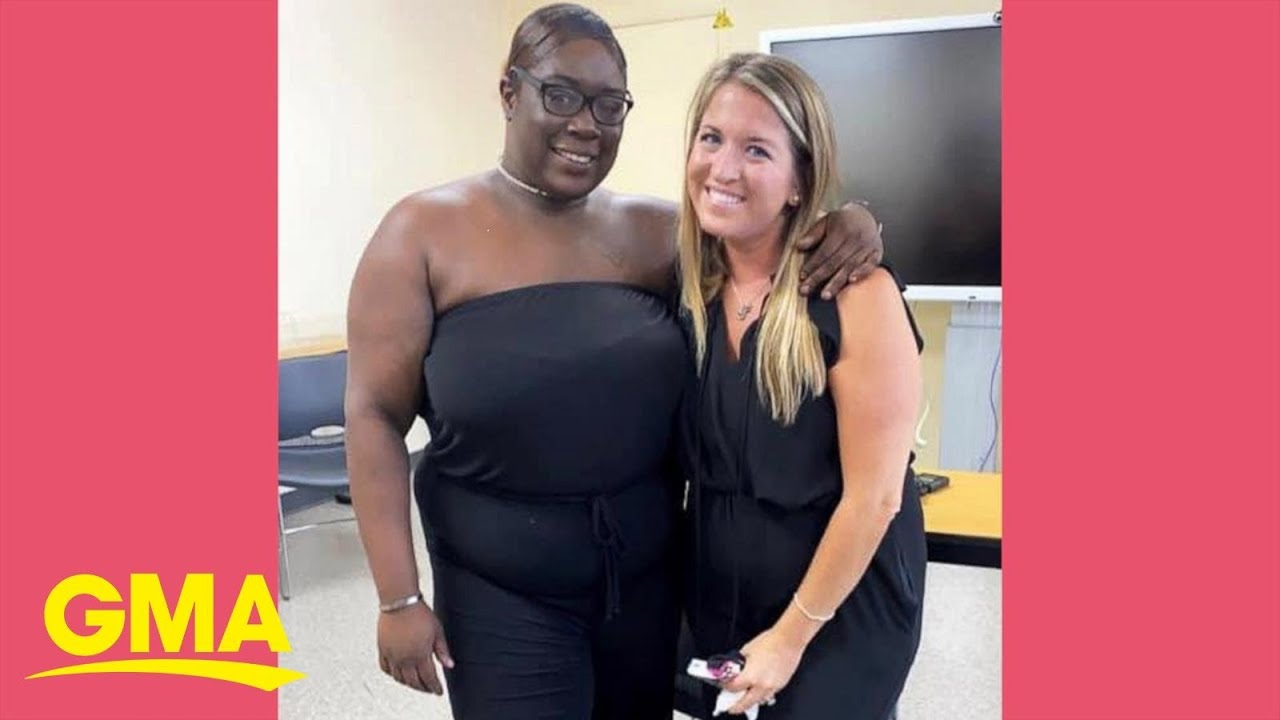 19-year-old who aged out of foster care system adopted by former caseworker | GMA
