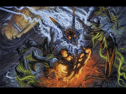 Erebos God of The Dead Deck vs Erebos God of The Dead