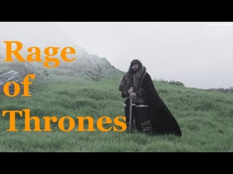 """""""Rage of thrones"""" by the Axis of Awesome"""