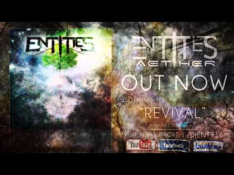 """Entities - """"Aether [Full EP Stream]"""" (2013)(1080p)"""