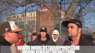 KOTD - Rap Battle - HFK vs 3rdPerson