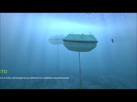 Australia Uses Wave Motion To Harness Electricity And Clean Water