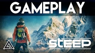 STEEP Gameplay - Extreme Winter Sports! | E3 2016