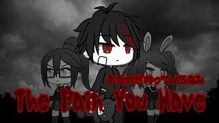 The Pain You Have || Horror Gacha Life Mini Movie {GLMM} [14+]