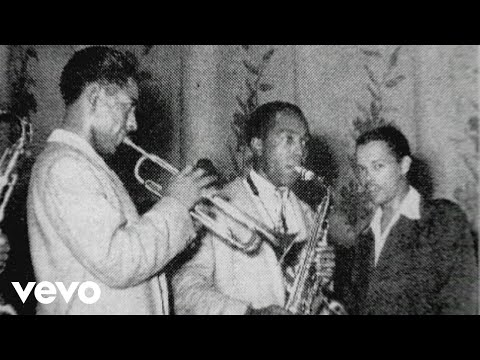 Miles Davis - Meeting Charlie Parker and Dizzy Gillespie (from The Miles Davis Story)