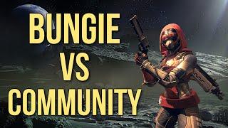 Bungie vs. Community (Pamaj, Greenskull, Hike, Suddoth) (Destiny Multiplayer Gameplay Xbox One)