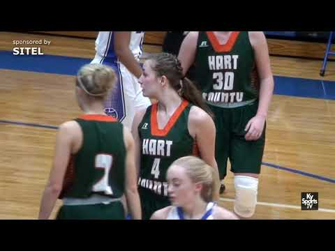 Hart County vs Larue County - HS Girls Basketball 2018-19 [GAME]