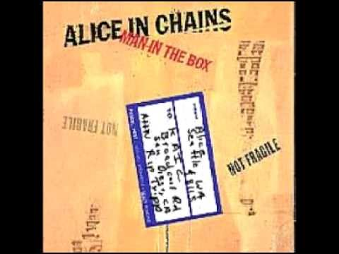 Alice In Chains - Man in The Box (Instrumental + Backing Vocals)