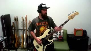 Sepultura - Slave New World - Bass Cover