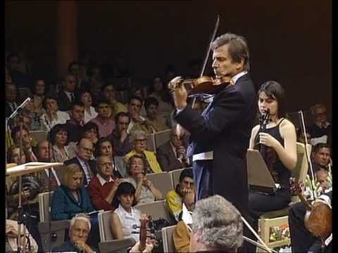 Beethoven | Violin Concerto in D major | Uto Ughi