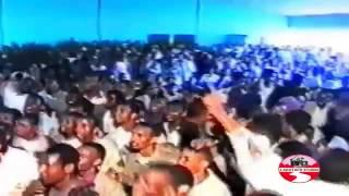 Zerihun Wodajo sings for Oromiyaa's Freedom