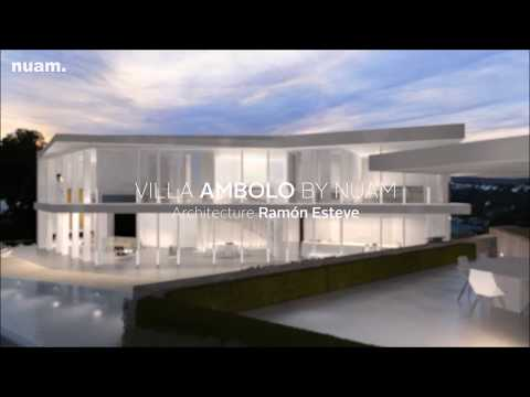Luxury villa on the seafront in Jávea Ambolo (Costa Blanca, Spain)