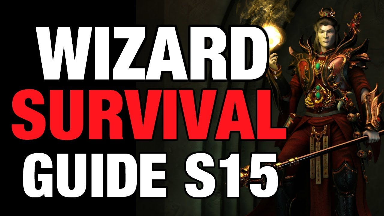 Image Result For Diablo Wizard Starter Build Season