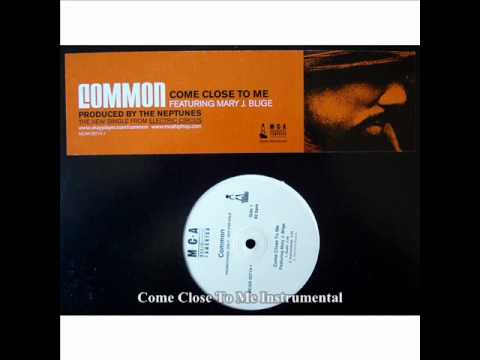 Common ft. Mary J. Blige - Come Close To Me Karaoke Instrumental Free DL Prod By J Smooth Soul