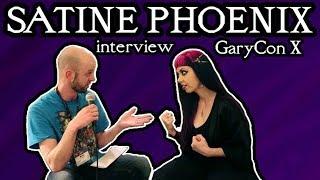 Satine Phoenix at GaryCon X