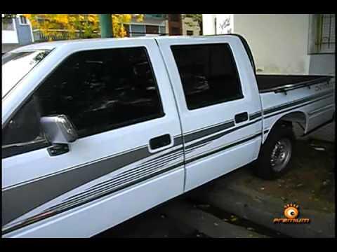 Chevrolet Luv 1994 170412 Youtube