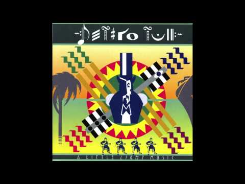 Jethro Tull  A Little Light Music: Rocks on the Road