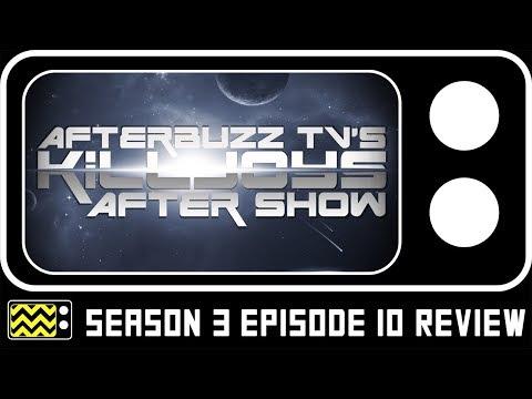 Killjoys Season 3 Episode 10 Review & After Show | AfterBuzz TV