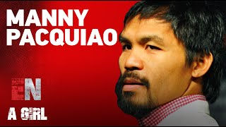 Pretty Girl Flys From NY To Get A Pic With Manny Pacquiao EsNews Boxing