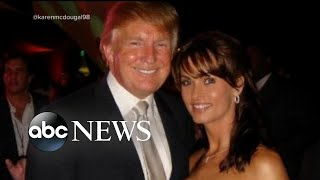 Woman claiming to be Trump's ex-mistress: 'There was a real relationship'