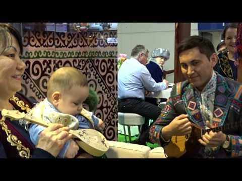 ITB Berlin - Live Shows 2016 – Kazakhstan