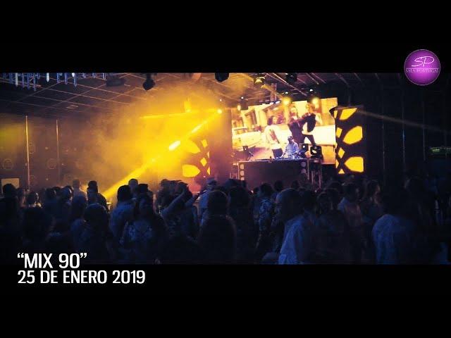 Sala Portugal - Fiestas 80 y 90 - 25 Enero 2019
