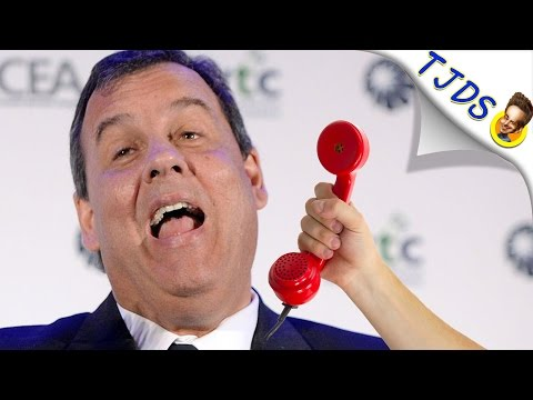 "Chris Christie On The Bridgegate Trial ""I Ain't Going To Jail!"""