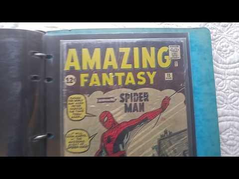Amazing Spider-Man 1 - 10. Amazing Fantasy #15.