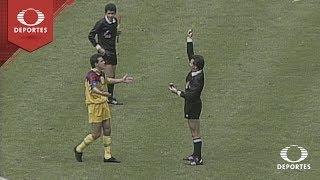 Fut Retro: América 3-1 Cruz Azul, 1994-95 | Televisa Deportes