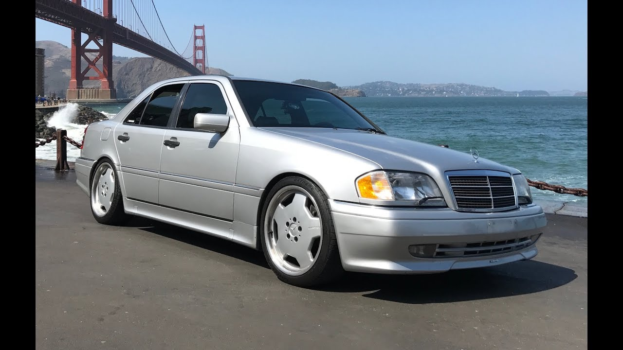 Garage Auto 95 Hoovie S Garage 1995 Mercedes C36 Amg One Take