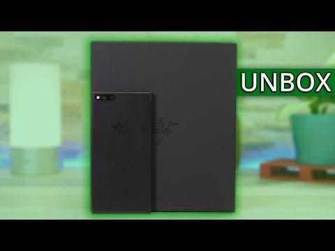 el móvil que cualquier GAMER querrá tener, unboxing   INCREÍBLE!!!