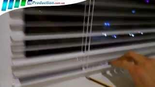 Установка горизонтальных жалюзи с фиксаторами от JB Production на пластиковые окна.(Видео урок по установке готовых горизонтальных жалюзи с фиксаторами от JB Production на пластиковые окна своими..., 2014-04-07T11:58:25.000Z)