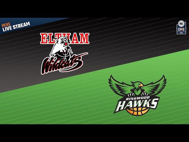 NBL1 Men Round 11 | Eltham vs Ringwood