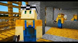Minecraft фильм 'Жизнь Строителя'