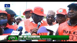 NLC Kicks For Immediate Payment of New Minimum Wage