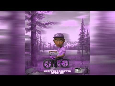 Tyler, The Creator - Wolf (Full Album) [Chopped & Screwed] DJ J-Ro