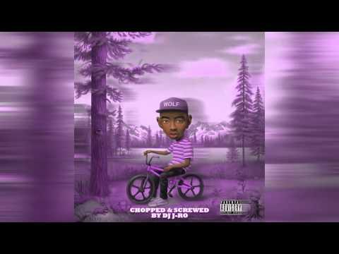 Tyler, The Creator - Wolf (Full Album) [Chopped & Screwed] DJ J-Ro