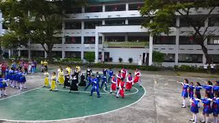 VMS Mass Demo 2018 - Grade 5 Ghost Fighter