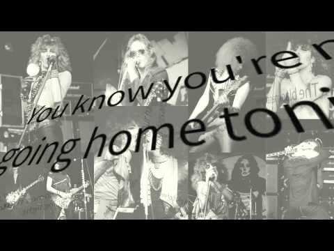 Under The Blade - Twisted Sister Lyric Video