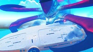 TITAN Reaper Leviathan! SUBNAUTICA Modded Series Episode 01/1000