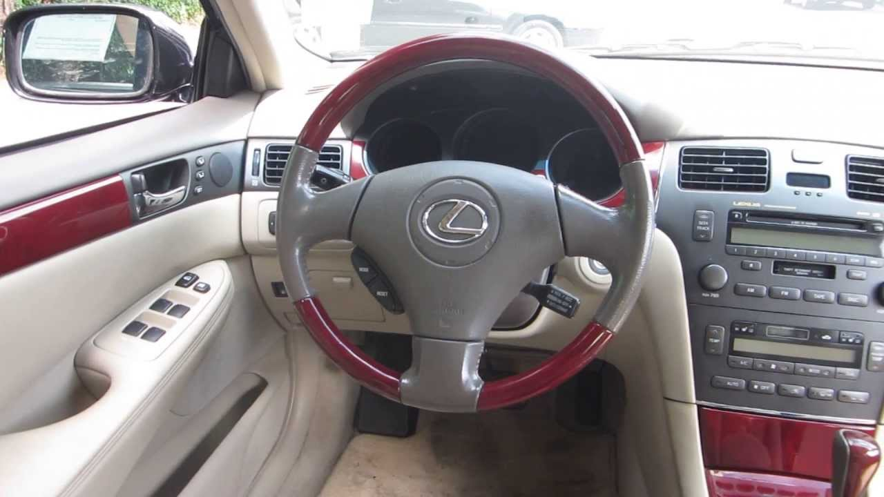 2003 lexus es300 interior. Black Bedroom Furniture Sets. Home Design Ideas
