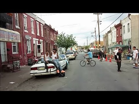 PHILADELPHIA'S PUERTO RICAN AND BLACK HOODS
