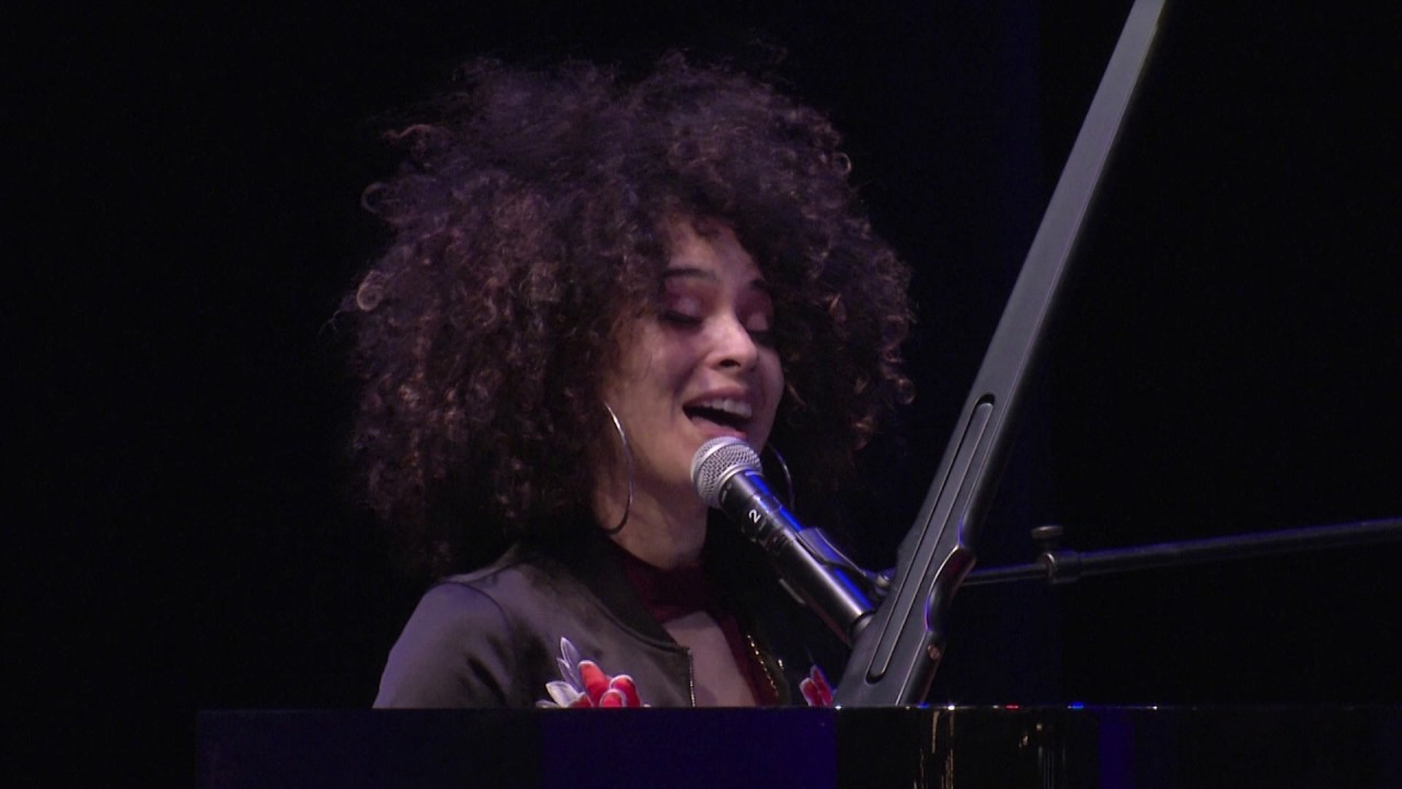 Kandace Springs | Millennium Stage (2017)