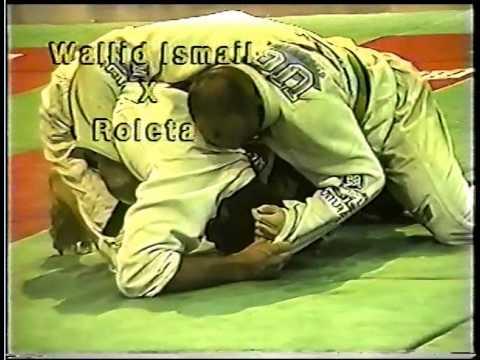 1996 Mundials Roleta X Wallid Ismail