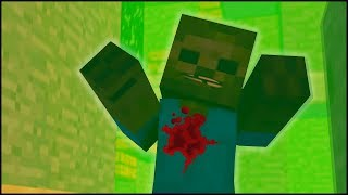 СЕРДЦЕ - Тизер Майнкрафт Клипа | Heart Minecraft Parody Song Animation Trailer